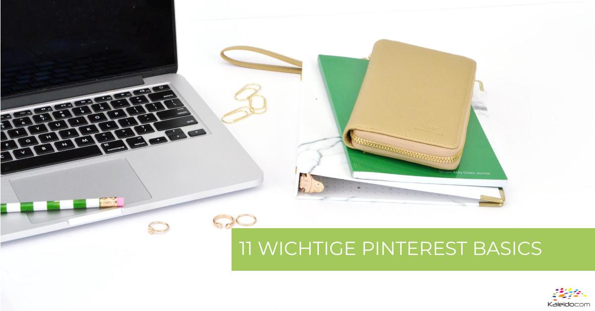 11 wichtige Pinterest Basics 1