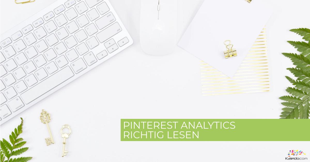 Pinterest Analytics richtig lesen 1