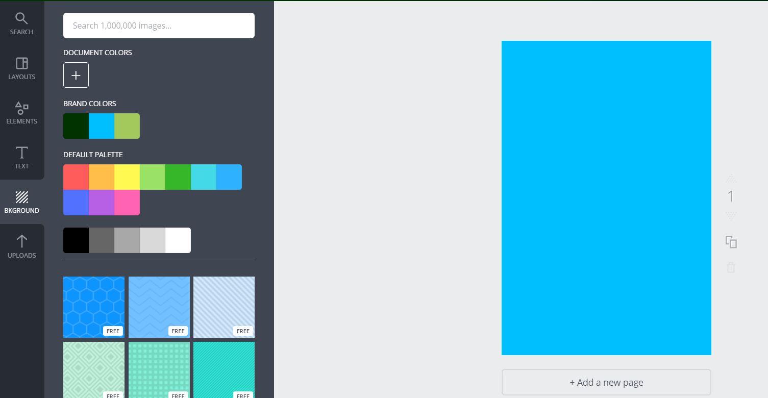 Canva Grafiken erstellen