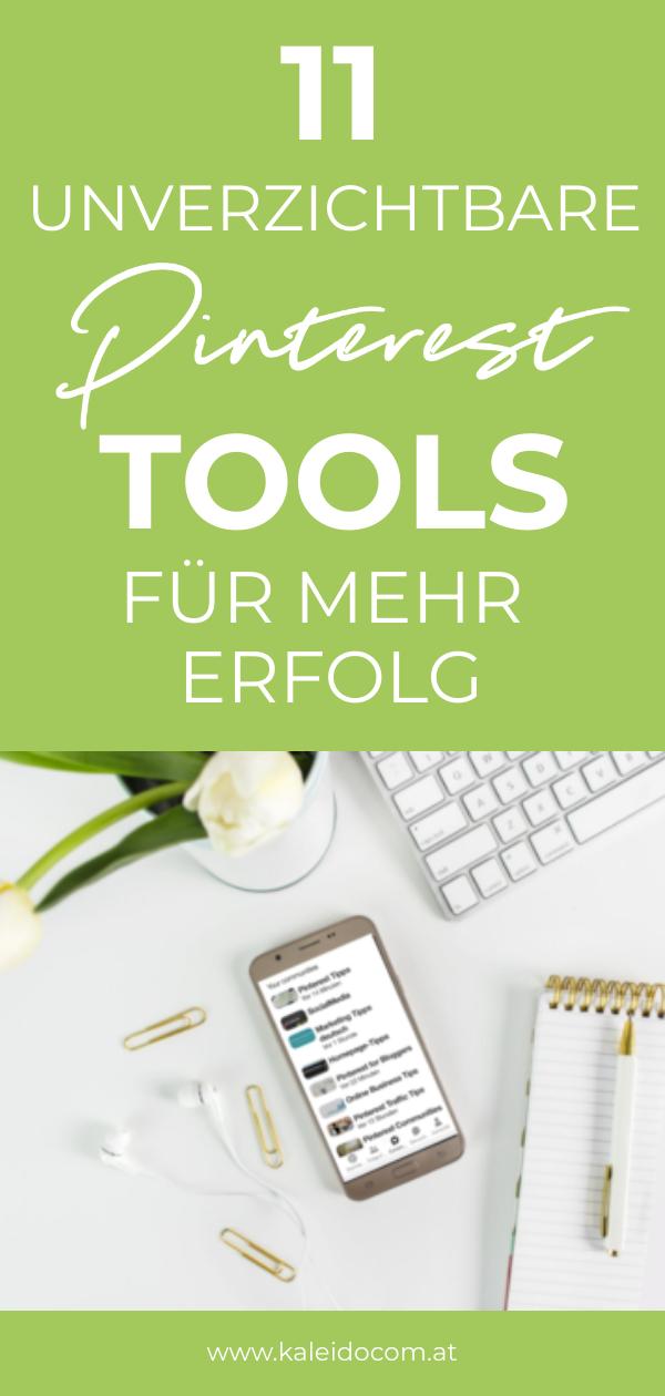 11 essentielle Pinterest Tools 2