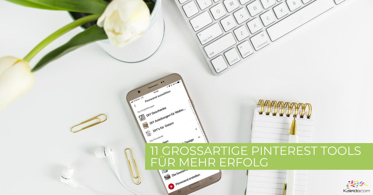 11 essentielle Pinterest Tools 1