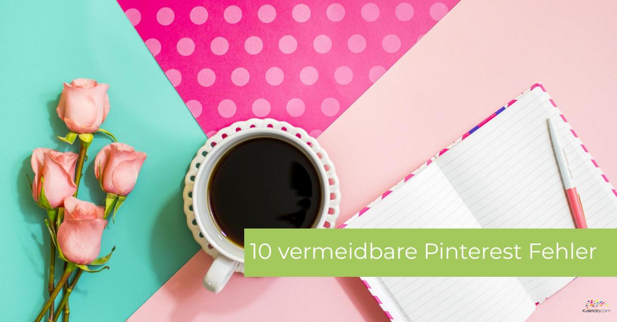 10 Pinterest Fehler 1