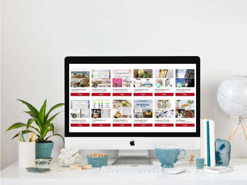 Pinterest Gruppenboards finden und richtig nutzen 11