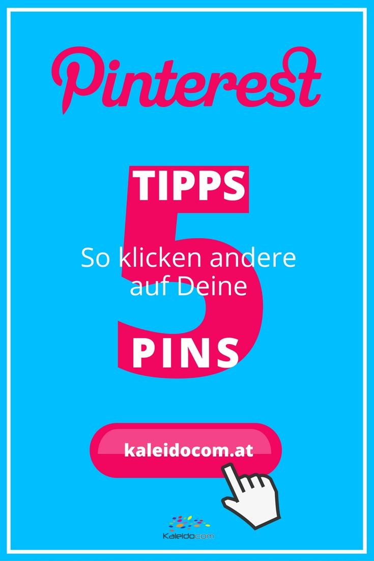 Pinterest Tipps: So klicken andere auf Deine Pins