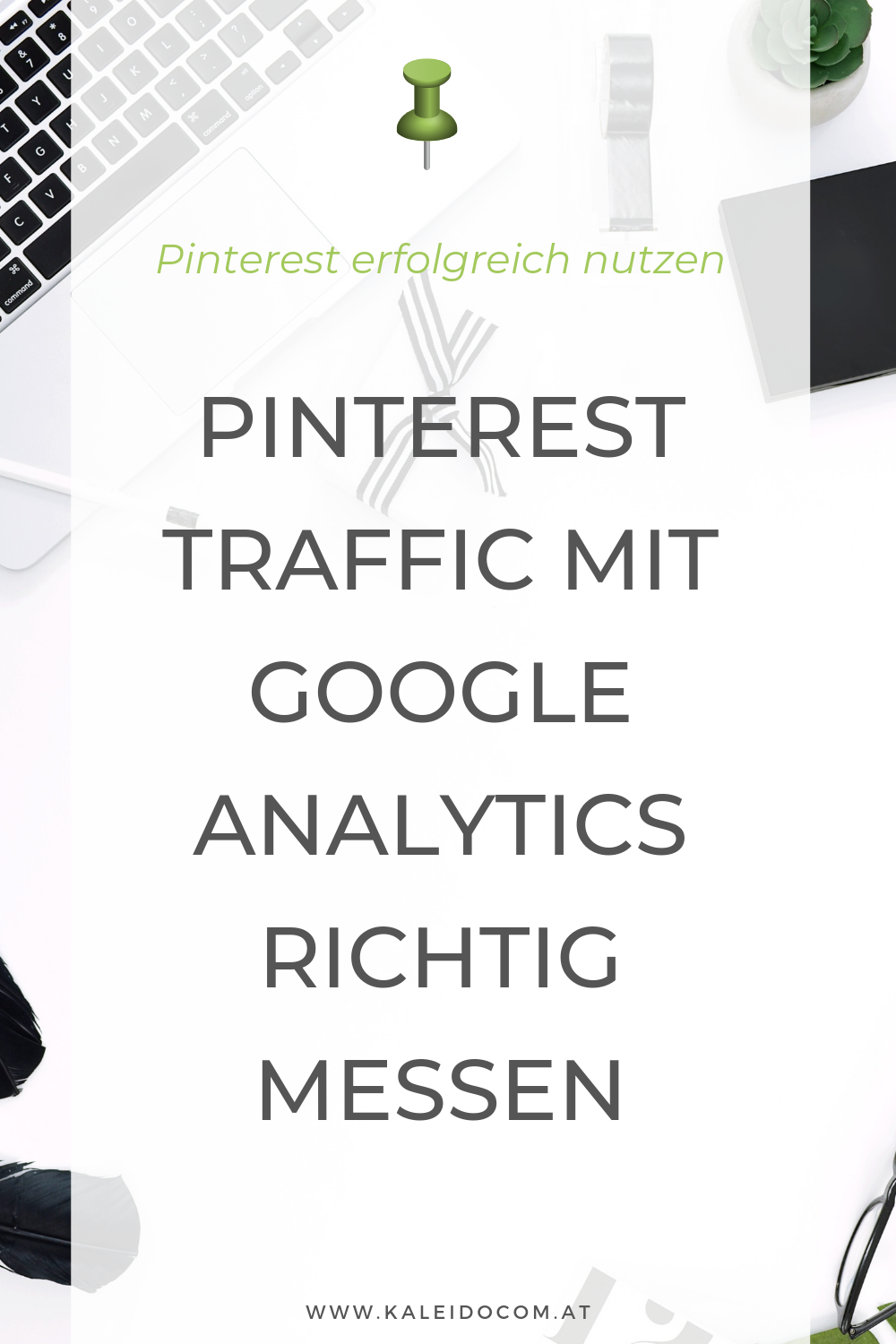 Pinterest Traffic in Google Analytics verstehen 4
