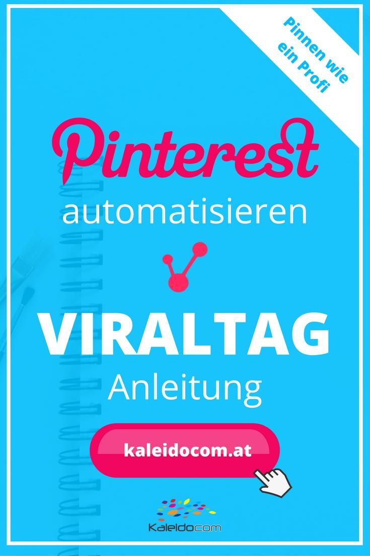 Viraltag - das fast perfekte Planungstool für Pinterest