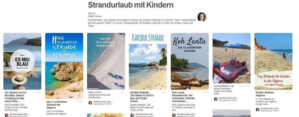 Strandurlaub mit Kindern von berlinfreckles