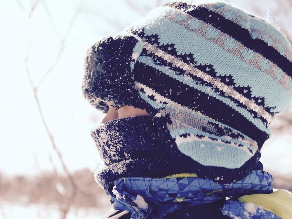 Winter pinnen