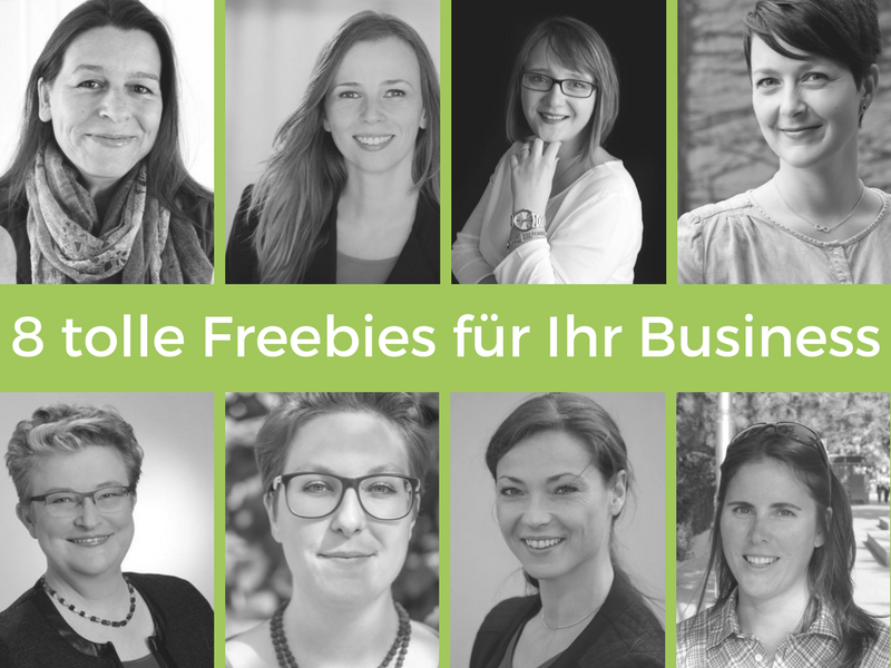 8 tolle Freebies von Powerfrauen 2