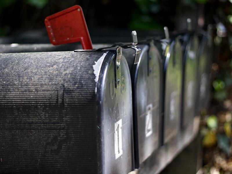 Mailbox E-Mail-Liste