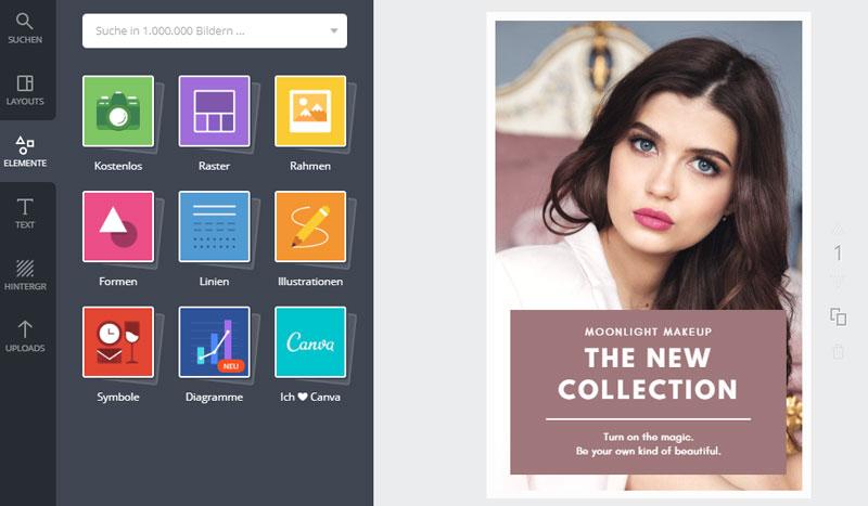 5 geniale Tools für großartige Pinterest-Grafiken 2