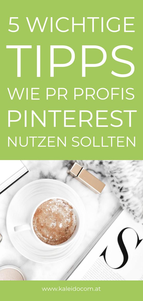 PR Profis Tipps