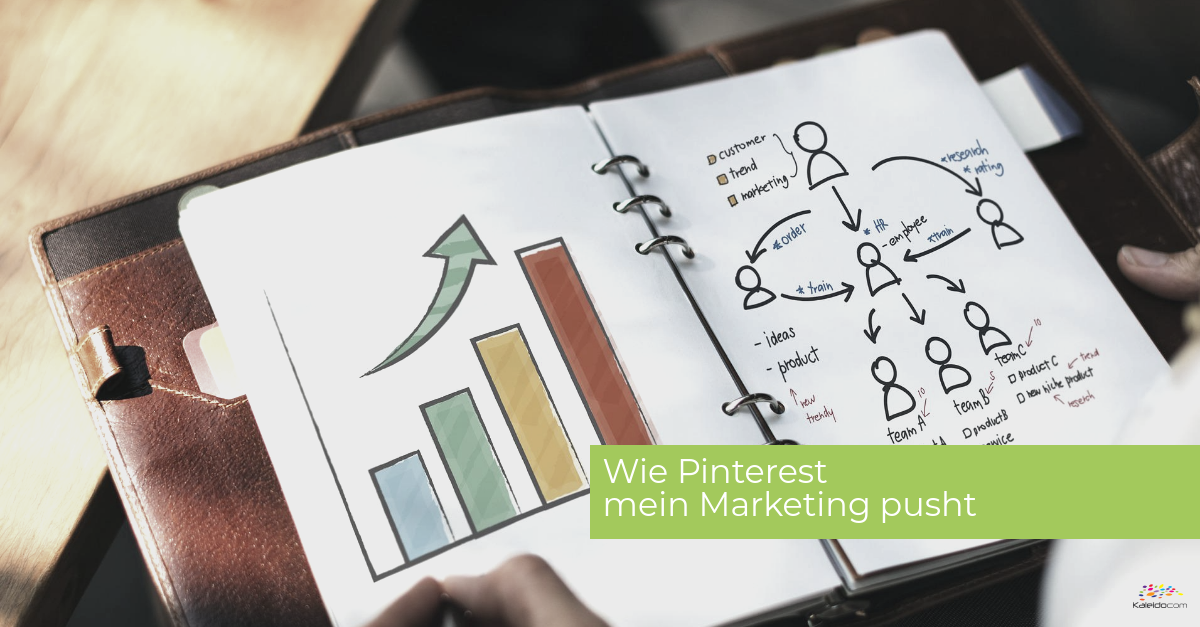 Wie Pinterest mein Marketing pusht 1