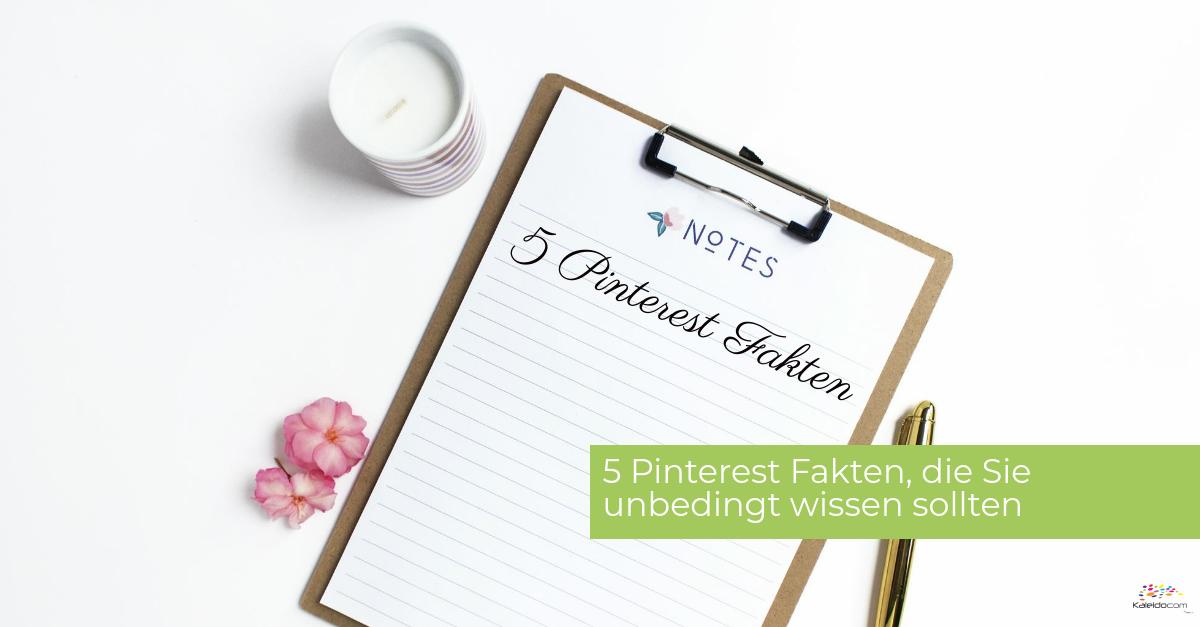 5 Pinterest Fakten 1