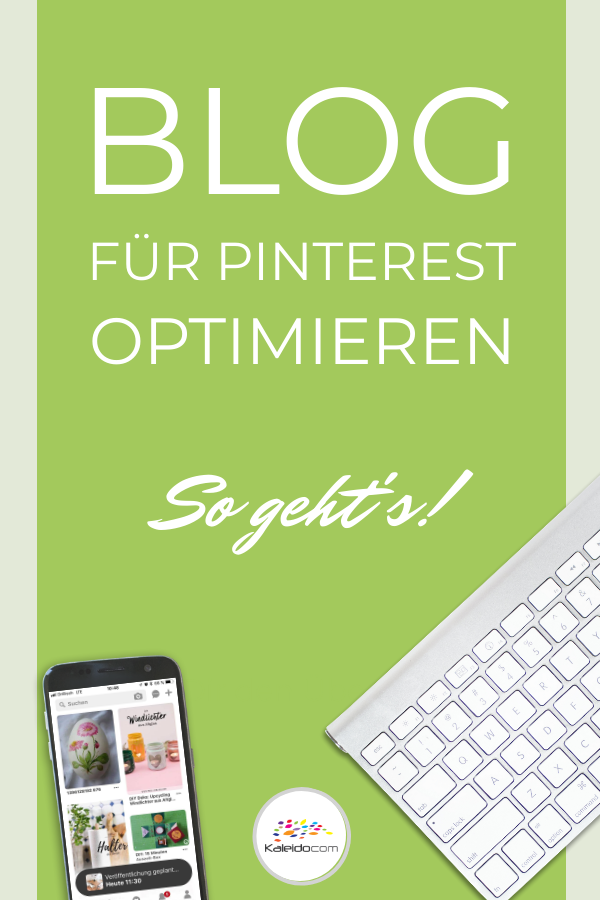 Blog optimieren