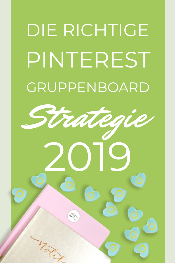Gruppenboard Strategie 2019