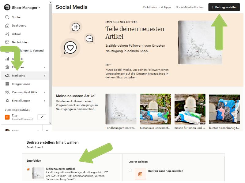 Pinterest für Etsy-Verkäufer 2