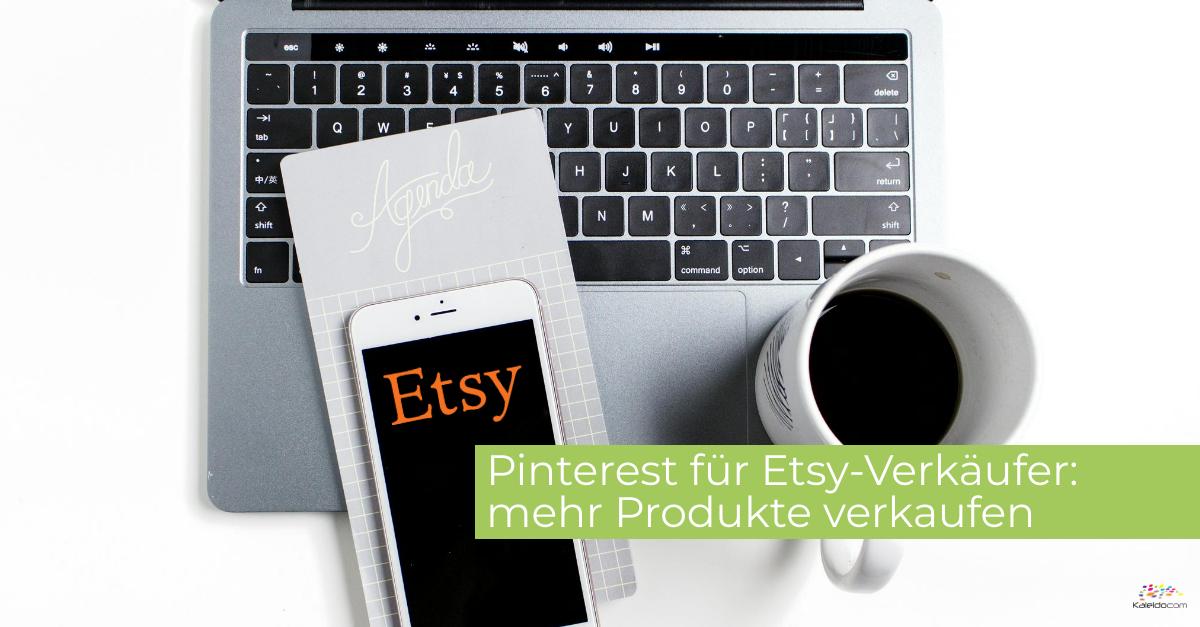 Pinterest für Etsy-Verkäufer 1