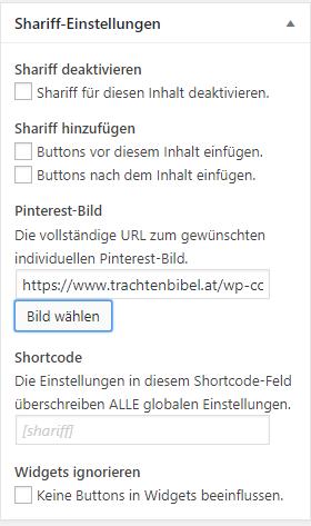 5 Wege einen Pin auf der Webseite zu verstecken 3