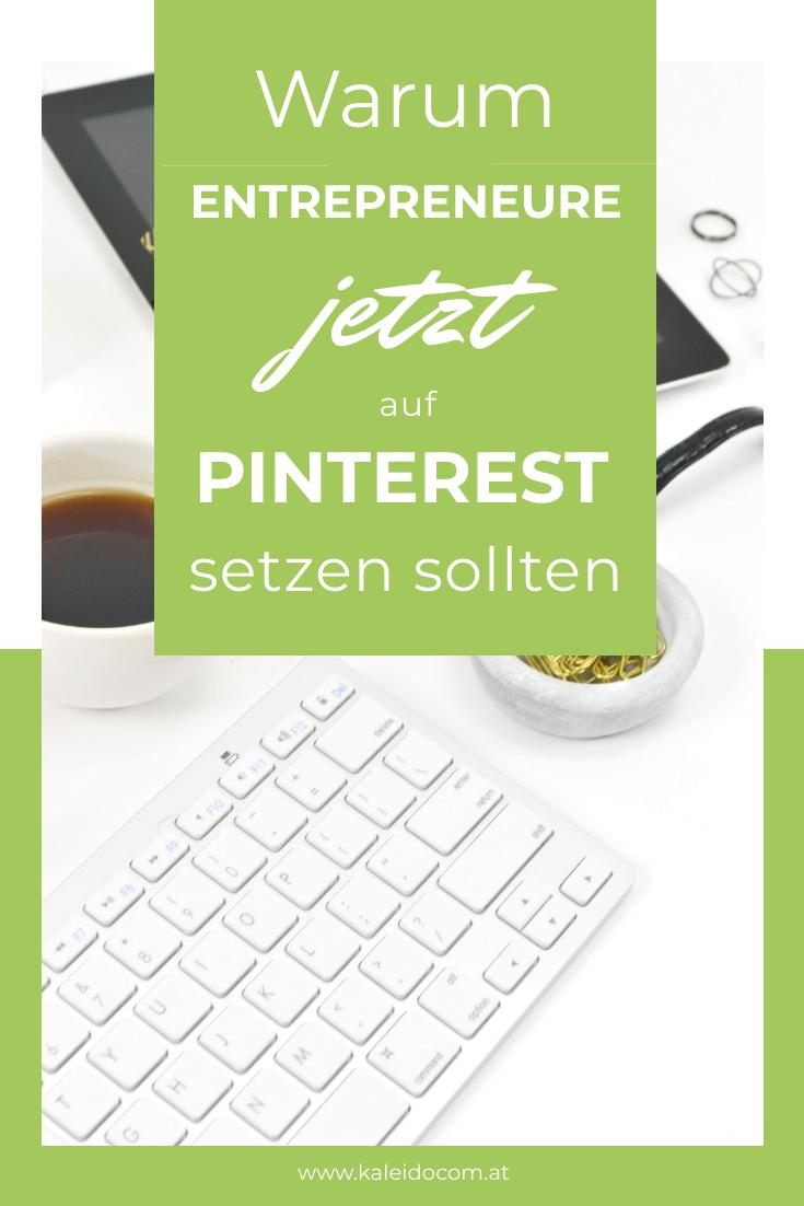 5 Gründe, warum Unternehmen auf Pinterest setzen sollten 2