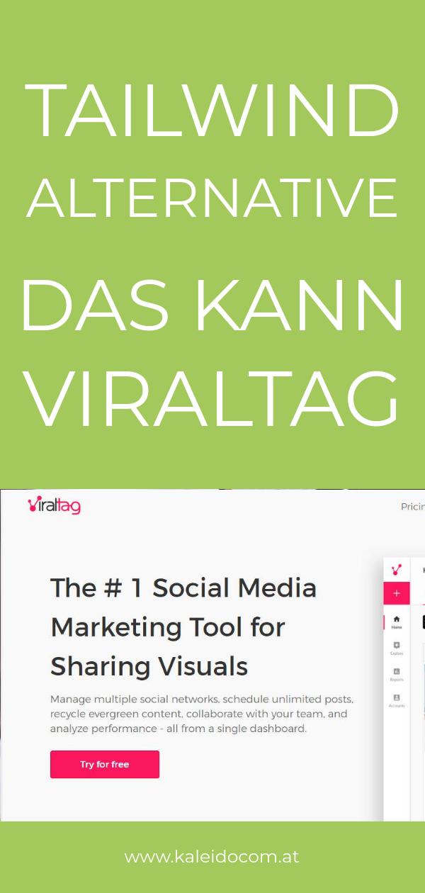 Viraltag - Das fast perfekte Planungstool für Pinterest 2