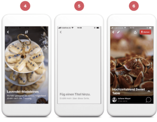 Der ultimative Pinterest Story Pin Guide 3